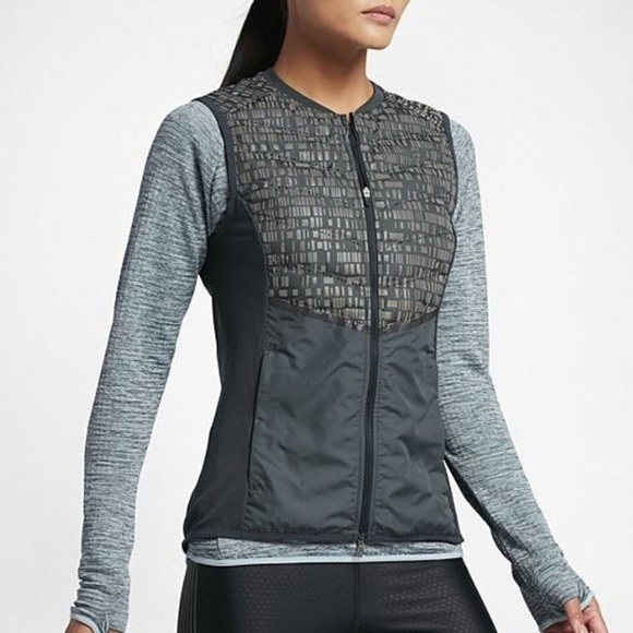 5553a97448b1 Nike Aeroloft Flash Running Vest NWT Size S